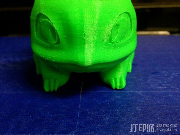 妙蛙种子 3D模型  图7