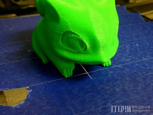 妙蛙种子 3D模型  图5