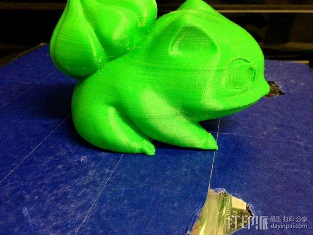 妙蛙种子 3D模型  图9