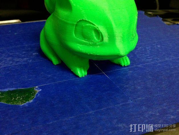 妙蛙种子 3D模型  图8