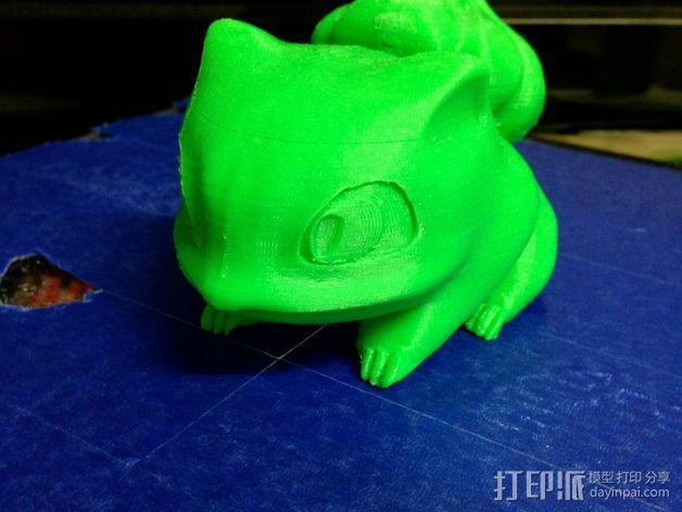 妙蛙种子 3D模型  图14
