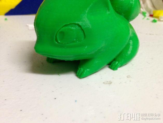 妙蛙种子 3D模型  图18