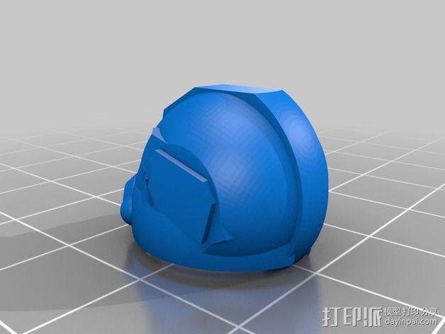 泰坦陨落 飞行员  3D模型  图5