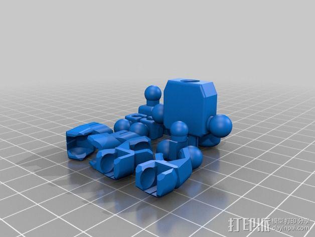 泰坦陨落 飞行员  3D模型  图6