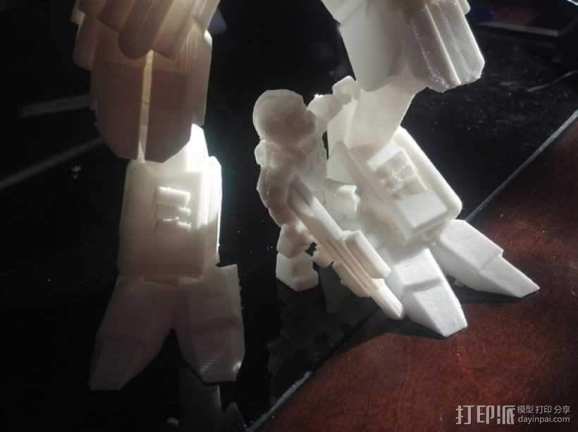 泰坦陨落 飞行员  3D模型  图9