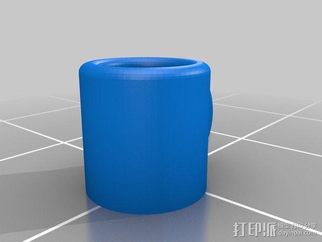 咖啡杯 3D模型  图2