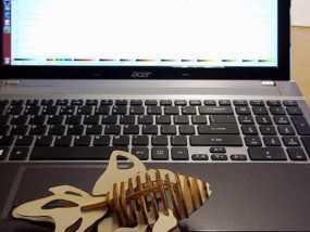 金鱼 3D模型