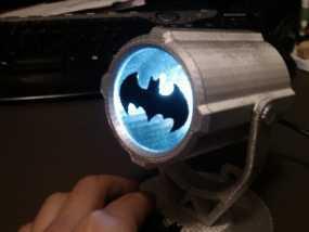蝙蝠投影  3D模型