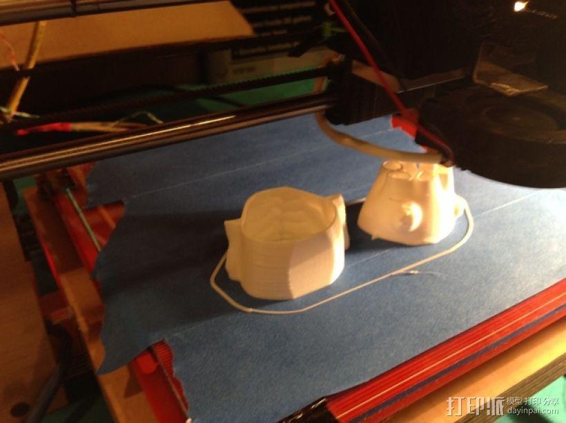 乌贼 3D模型  图6