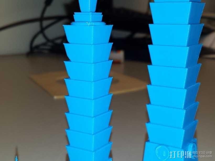 台北101大楼 3D模型  图4