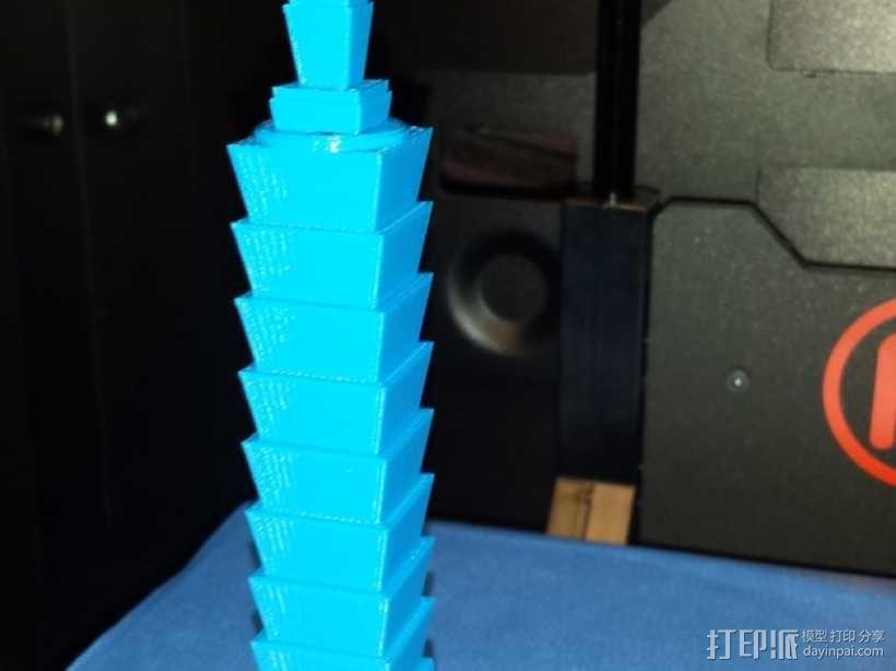 台北101大楼 3D模型  图17