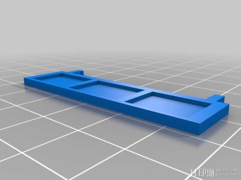饼干屋 农舍 3D模型  图7