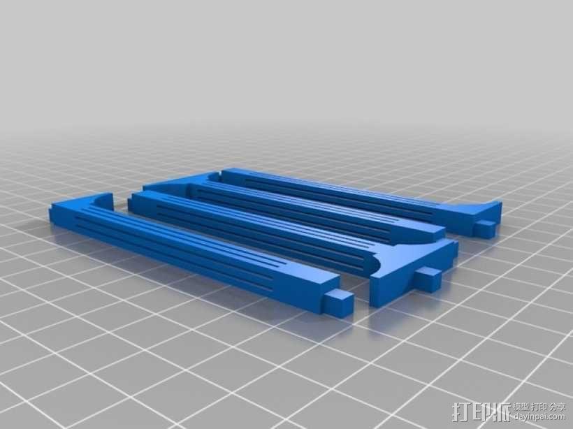 饼干屋 农舍 3D模型  图6