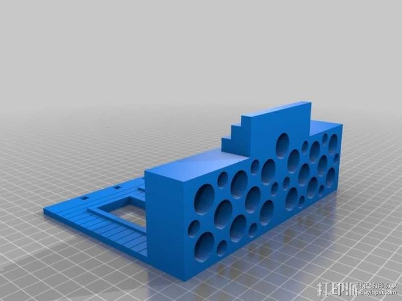 饼干屋 农舍 3D模型  图5
