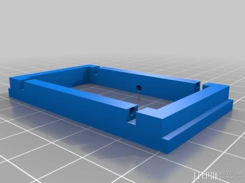 饼干屋 农舍 3D模型  图9