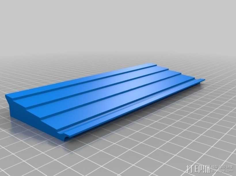 饼干屋 农舍 3D模型  图10