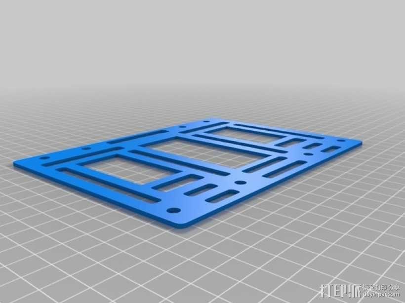 饼干屋 农舍 3D模型  图16