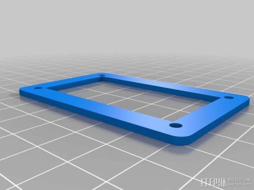 饼干屋 农舍 3D模型  图15