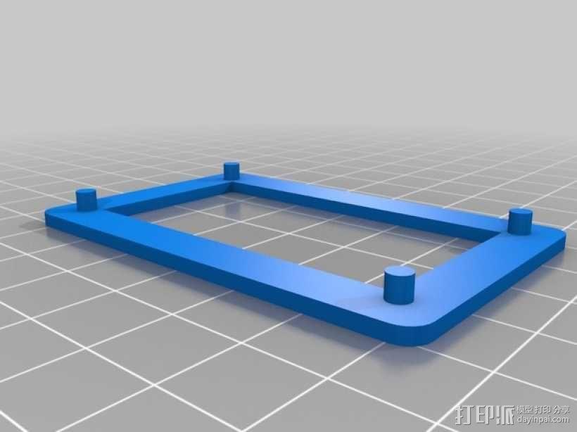 饼干屋 农舍 3D模型  图14