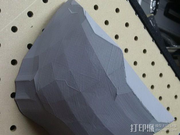 光晕4头盔 3D模型  图20
