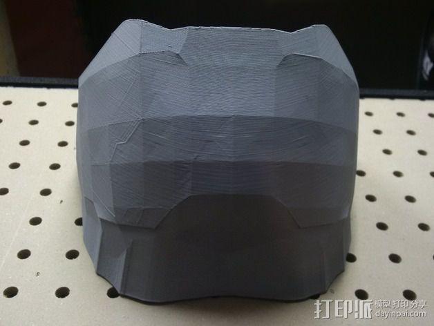 光晕4头盔 3D模型  图21