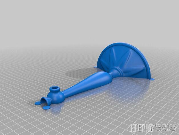 Lumiere蜡烛人 3D模型  图3