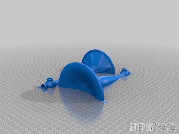 Lumiere蜡烛人 3D模型  图7