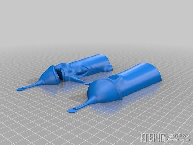 Lumiere蜡烛人 3D模型  图8