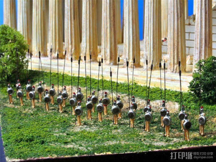 帕台农神殿 3D模型  图7