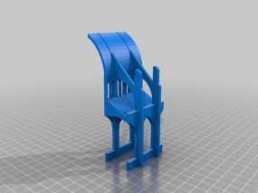 哥特式教堂 3D模型