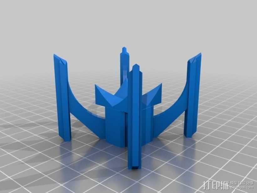 哥特式教堂 3D模型  图7