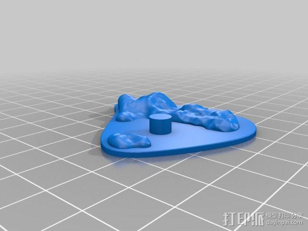 格林威治灯塔 3D模型  图3