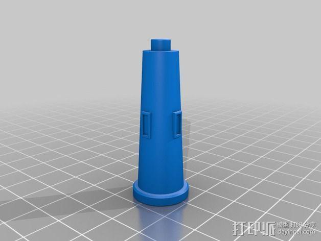 格林威治灯塔 3D模型  图2