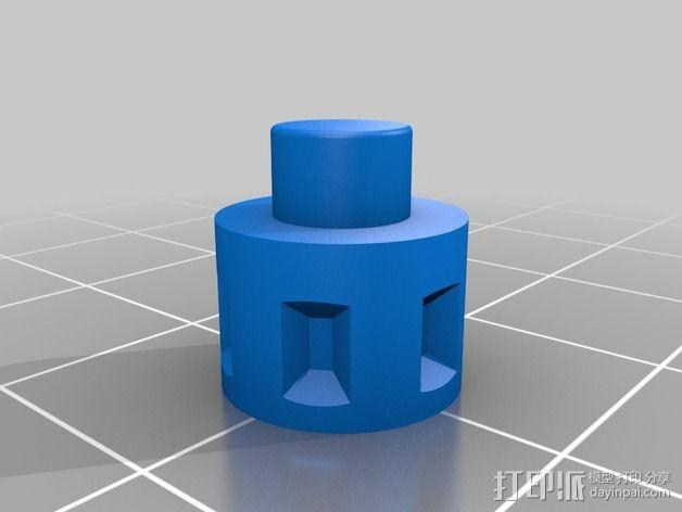 格林威治灯塔 3D模型  图4