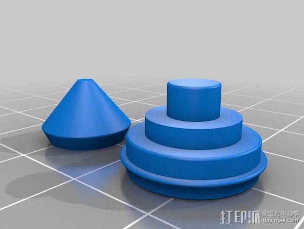 格林威治灯塔 3D模型  图5