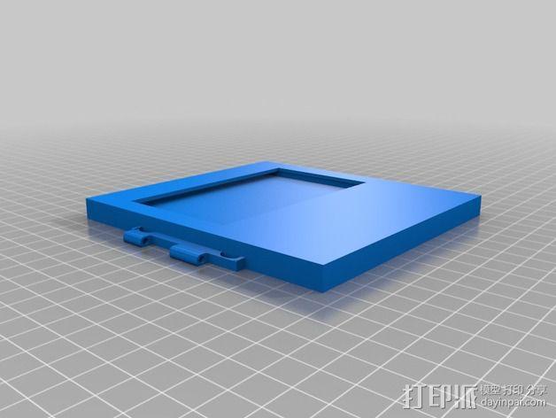 塔迪斯时光机器 3D模型  图2