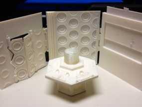 塔迪斯时光机器 3D模型