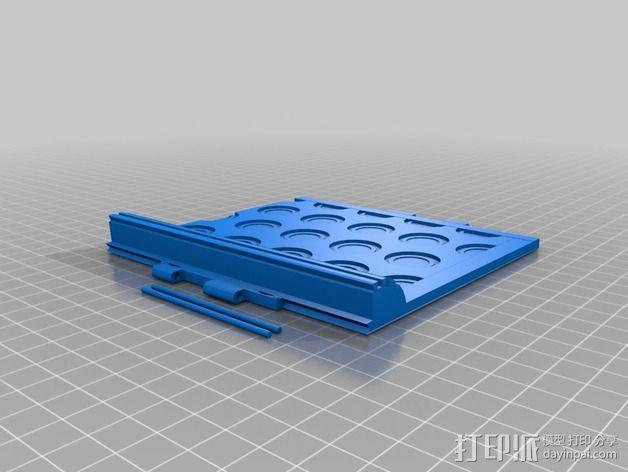 塔迪斯时光机器 3D模型  图8