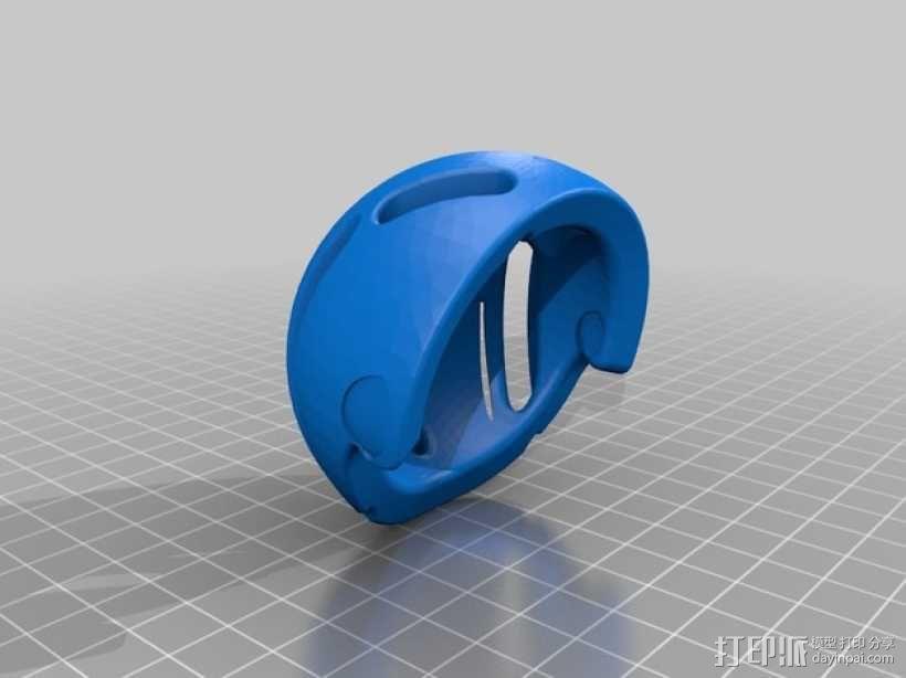 头盔 3D模型  图4
