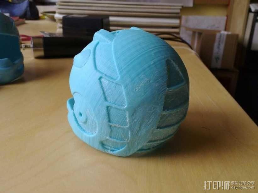 头盔 3D模型  图6