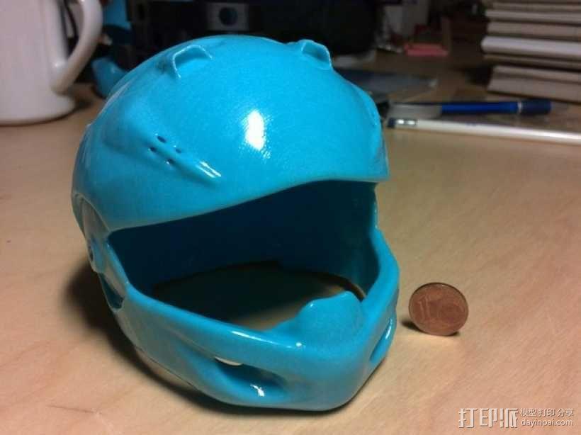 头盔 3D模型  图9