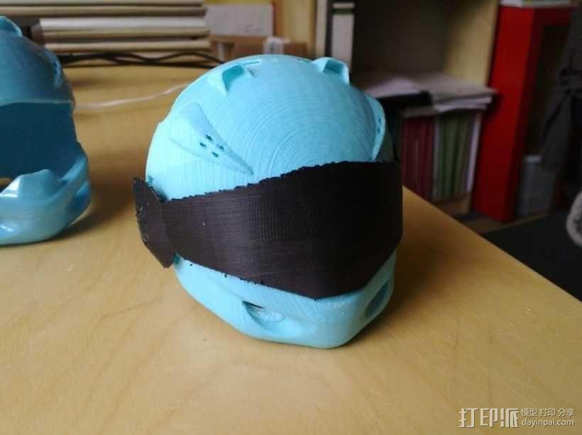 头盔 3D模型  图8