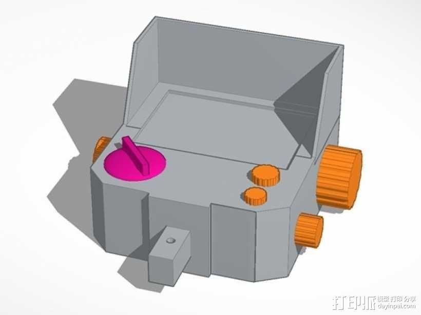 捉鬼敢死队 道具武器 3D模型  图3