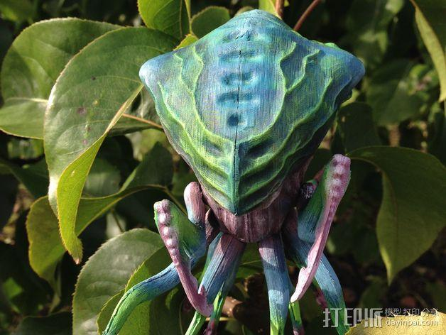 Branar Lasher外星生物 3D模型  图12