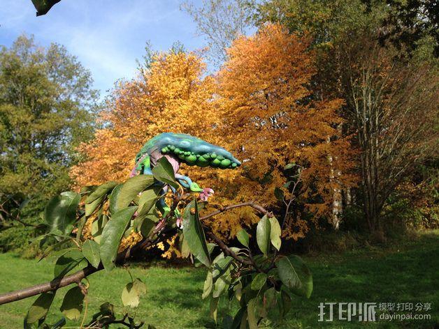 Branar Lasher外星生物 3D模型  图13