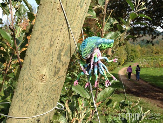 Branar Lasher外星生物 3D模型  图15