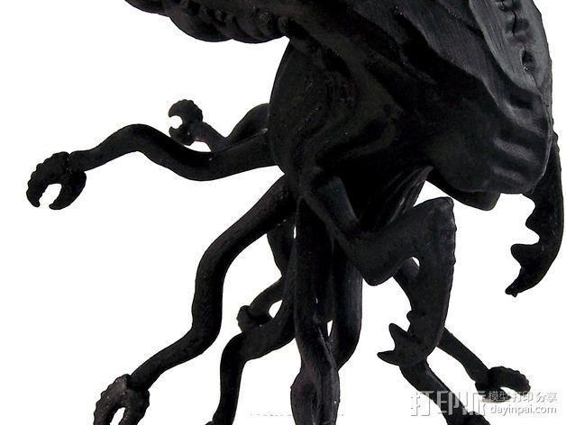 Branar Lasher外星生物 3D模型  图17