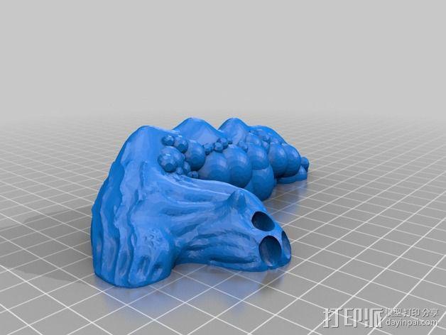 Branar Lasher外星生物 3D模型  图20