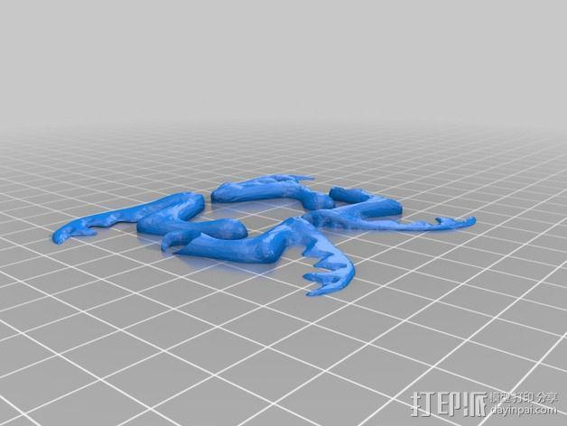Branar Lasher外星生物 3D模型  图21