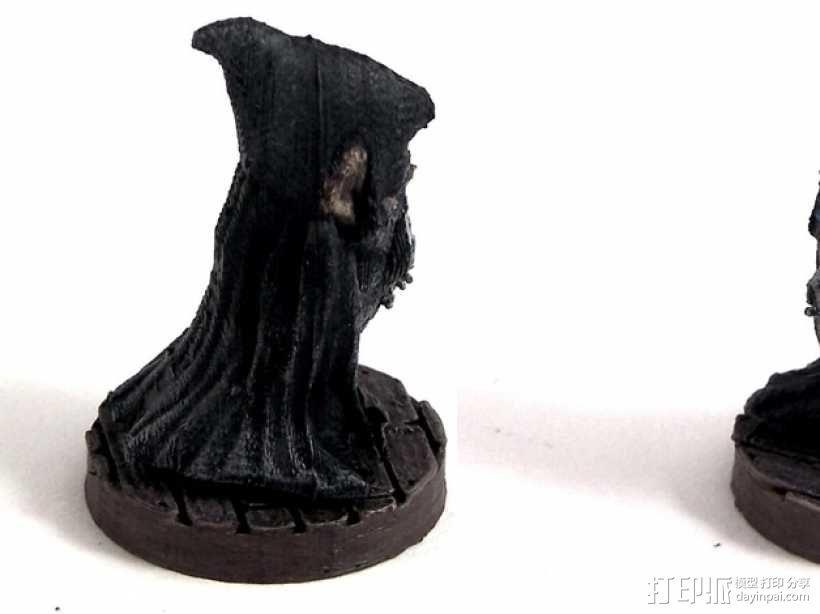 Mister Blackroot 3D模型  图2